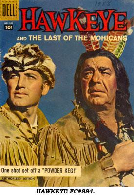 hawkeyercomic book cowboys by boyd magers