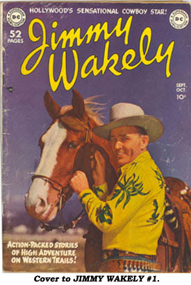 Jimmy Wakely cowboy Jimmy Wakely had