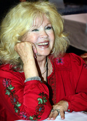 Always lovely Connie Stevens.