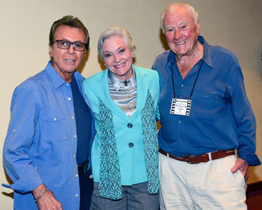 James Darren, Lee Meriwether, Robert Colbert.