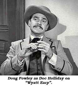 douglas fowley spouse