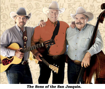 The Sons of the San Joaquin.
