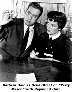 Image result for barbara hale in perry mason