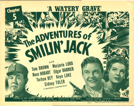 """Adventures of Smilin' Jack"""