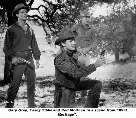 Casey Tibbs Gary Gray Casey Tibbs and Rod