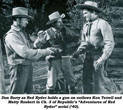 Ken Terrell Ken Terrell Western Stuntmen by Neil Summers
