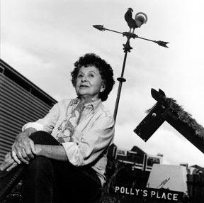Polly Burson Net Worth