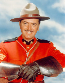 Image result for sgt preston  mountie