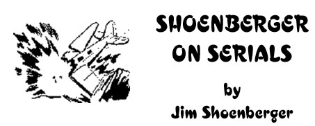 Shoenberger on serials by Jim Shoenberger.
