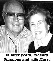 Richard and Mary Simmons.