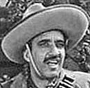 "Martin Garralaga as Pancho in ""Black Arrow"" ('44)."