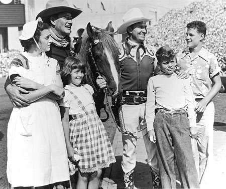 Western Movie & TV Photos from The Golden Age