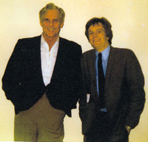 WESTERN CLIPPINGS columnist John Brooker of England met Jimmy Ellison in 1970 while doing interviews in the U.S.