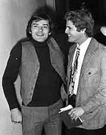 """Alias Smith and Jones""—alias Pete Duel and Ben Murphy (Murphy  was also on ""The Chisholms""."
