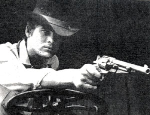 "Christopher Jones who, in 1965 averaged 7,500 fan letters a week for his ABC TV series ""The Legend of Jesse James""."