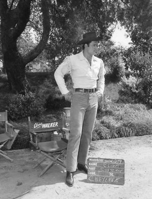 clint walker relaxing