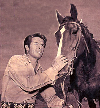 "Robert Horton (""Wagon Train"") headlined a big variety show in December '59 at the London Palladium. (Thanx to Terry Cutts.)"