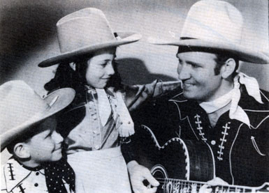 A personal song for two of Gene's young fans.