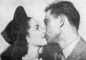 "In late 1936 B-Western actress Kay Hughes and film cameraman Durward Graybill eloped to Ensenada, Mexico, but returned to L.A. for their nuptuals because an Ensenada magistrate wasn't to be found on their arrival. He'd apparently gone to view developments in a local maritime strike. 1936 was the year Kay co-starred in ""The Vigilantes Are Coming"" serial with Bob Livingston as well as ""The Three Mesquiteers"" and ""Ghost Town Gold"" with the Three Mesquiteers and ""Ride, Ranger, Ride"" and ""The Big Show"" with Gene Autry."