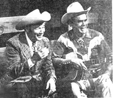 "Roy Rogers guested on ""Fred Kirby's Rascals"" on WBT-TV in Charlotte, NC, in November 1975 as he promoted the release of ""Mackintosh and T. J.""."