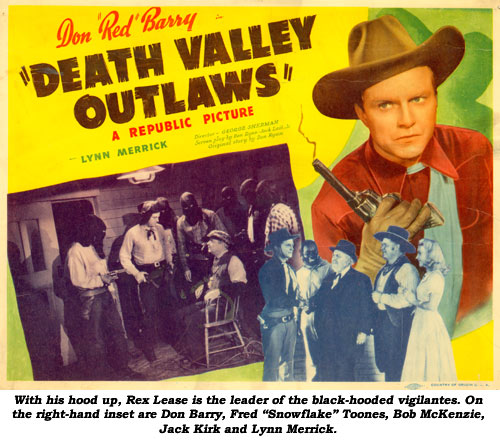 Death Valley Outlaws [1941]
