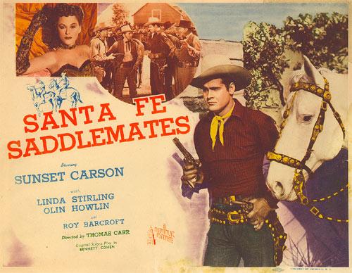Santa Fe Saddlemates movie