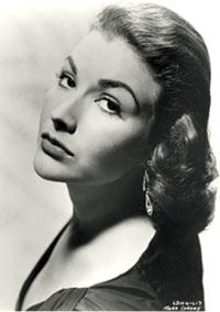 Mara Corday.
